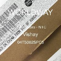 04T5002SPC5 - Vishay Intertechnologies - 热敏电阻 -  NTC
