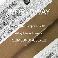 SUM60N04-05C-E3 - Vishay Intertechnologies - 电子元件IC