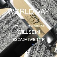 ESDA6V1W5-T/TR - WILLSEMI