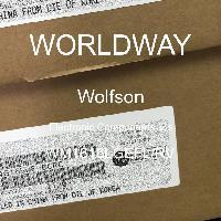 WM1616LGEFL/RV - Wolfson - 电子元件IC