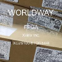 XC2S100-6TQG144I - Xilinx Inc.