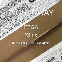 XC2S300E-6FGG456I - Xilinx Inc.