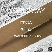 XC5VFX30T-1FF665I - Xilinx