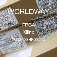 XC3S400-4FG320C - Xilinx