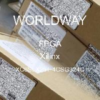 XC6SLX25T-4CSG324C - Xilinx